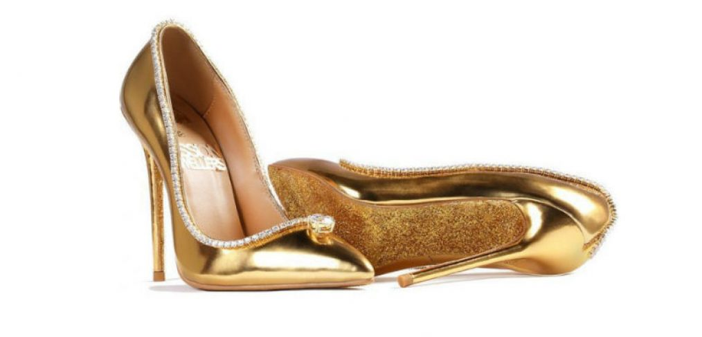 90c7b65c7684e8 World s most expensive shoes