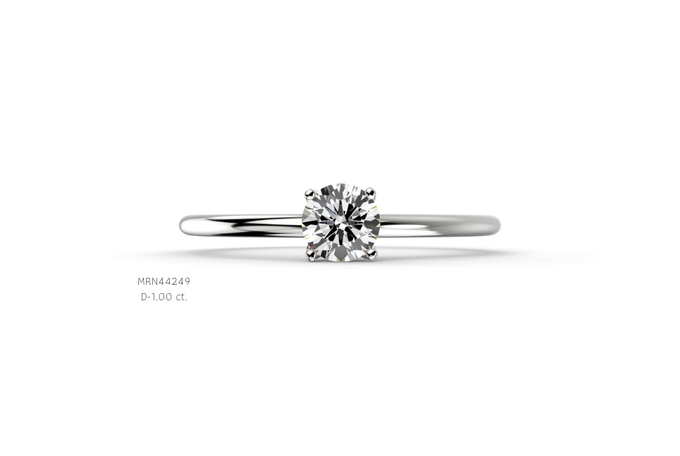 DIAMOND SOLITAIRE RING – MRN44249