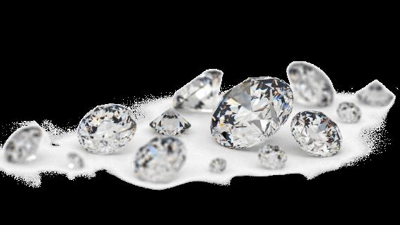 Hand-Picked Diamonds